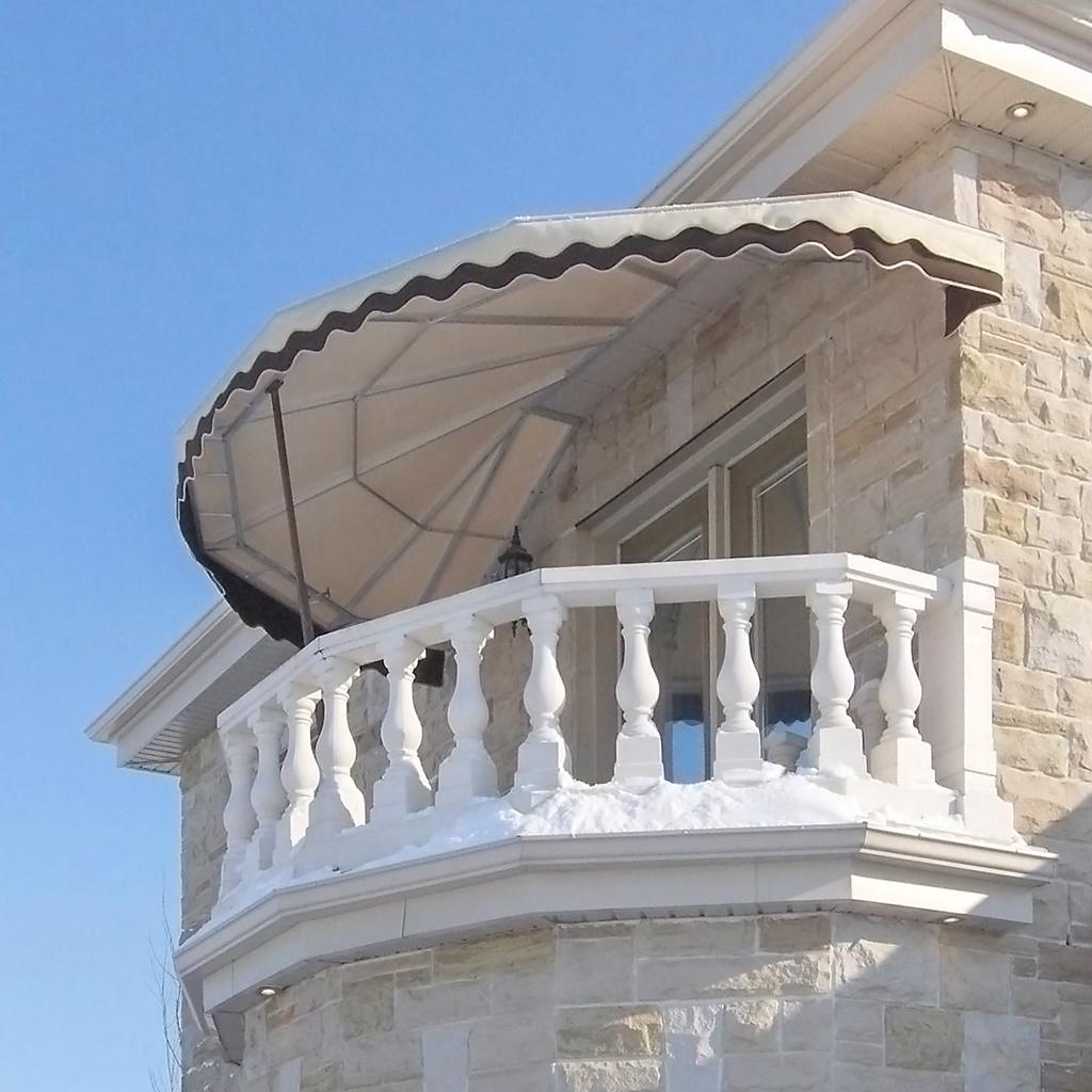 Auvent Balcon pour auvent de balcon – auvent soleil