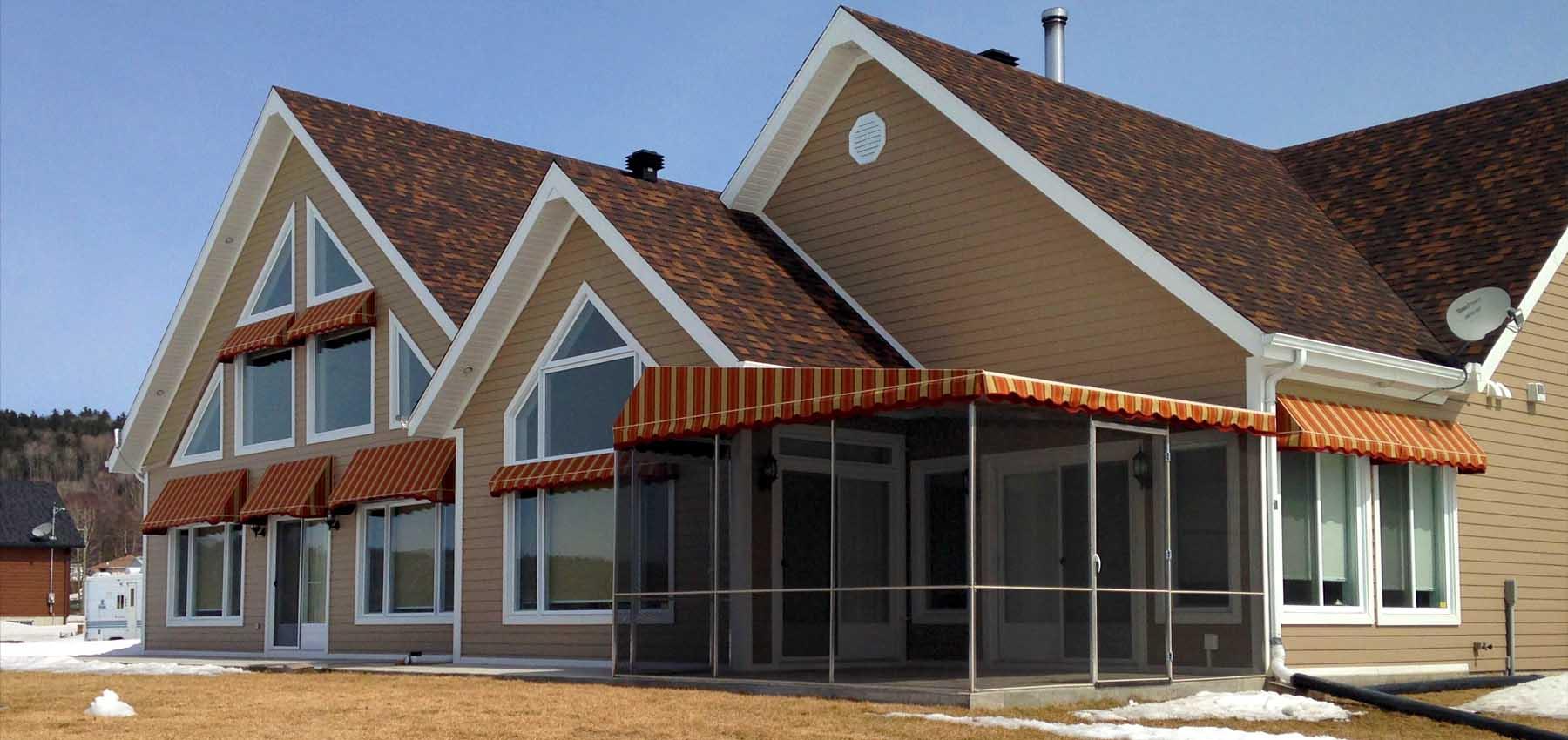 Nishore Auvent Store Auvent Lat/éral R/étractable L x H Auvent Store Lat/éral en Tissu pour Jardin ou Balcon 600 x 160 cm